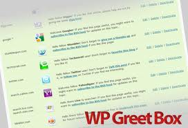 wp greet box